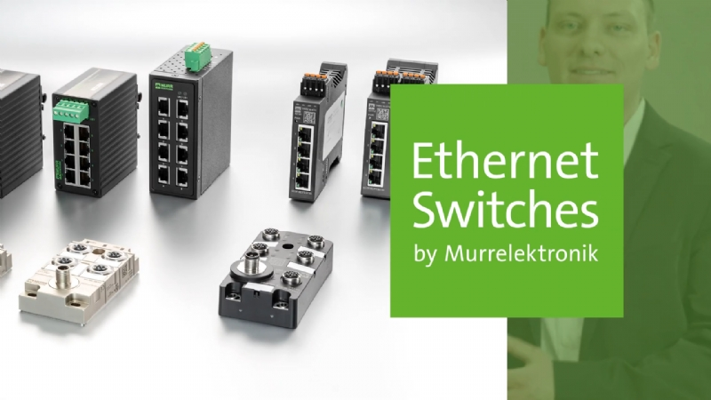 Gli Switch Ethernet - by Murrelektronik