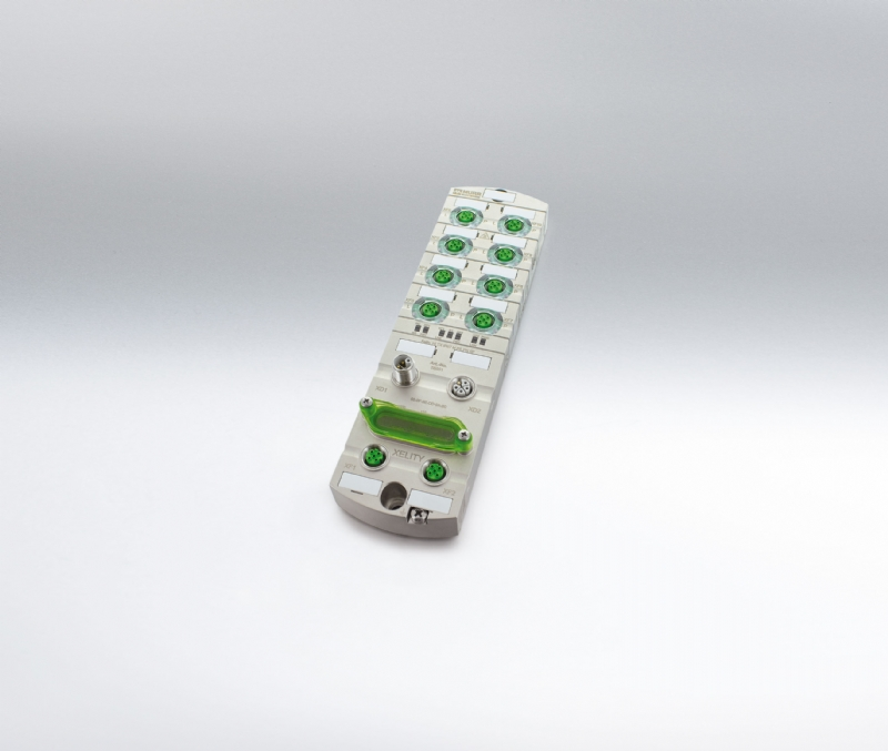 Networking flessibile dei moduli Ethernet