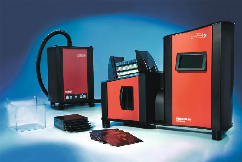 I laser mp-LM: la qualità di stampa più elevata