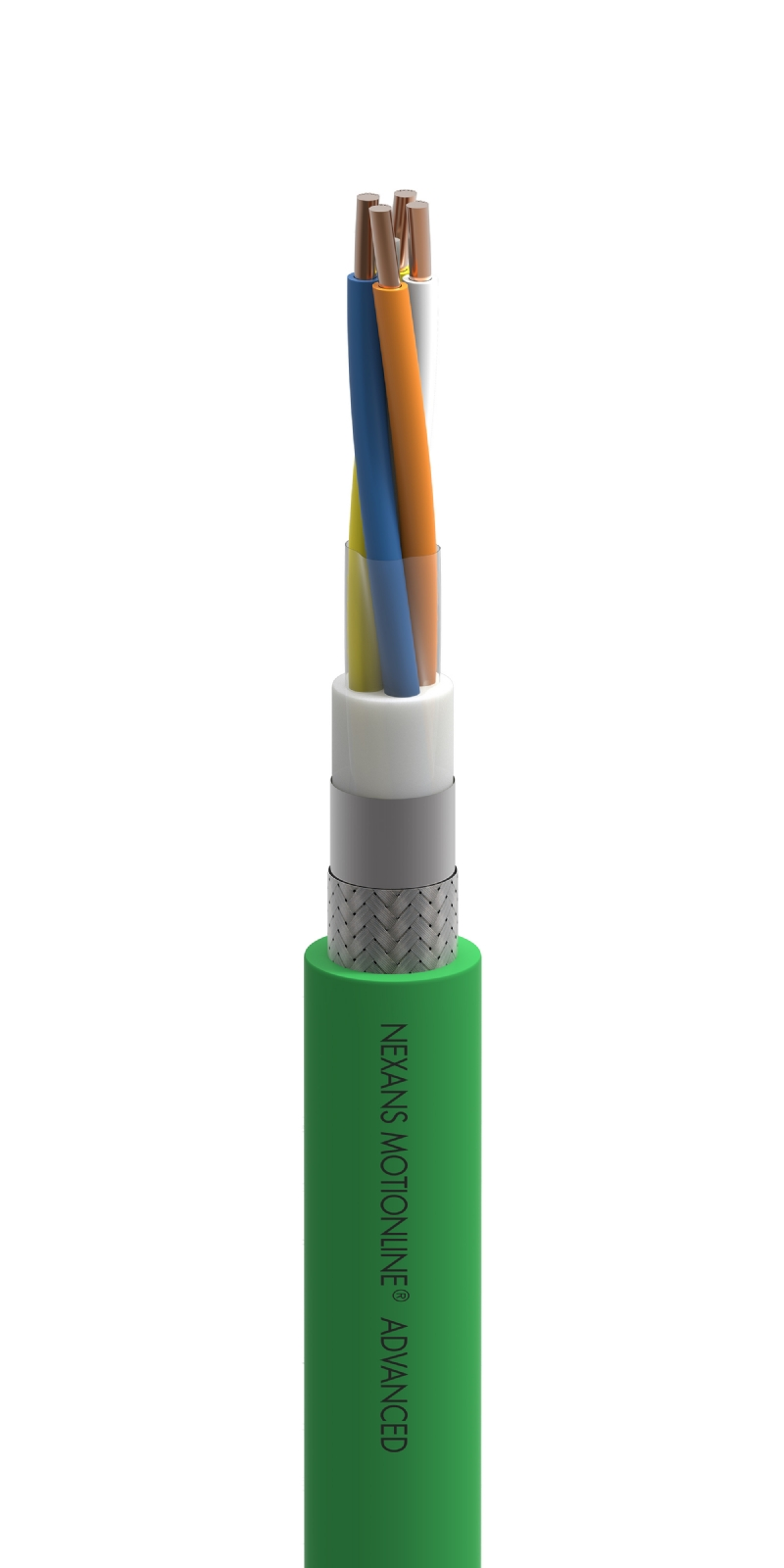 MOTIONLINE® PROFINET E INDUSTRIAL ETHERNET CABLES