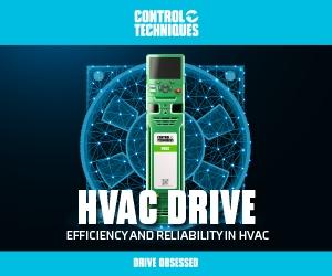 H300 azionamento dedicato ai sistemi HVAC