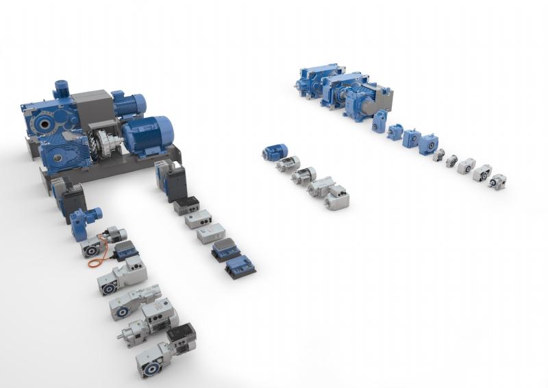 Motoriduttori e Inverter NORD DRIVESYSTEMS
