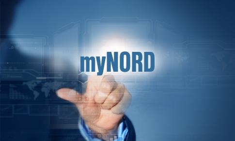myNORD Online Customer Portal