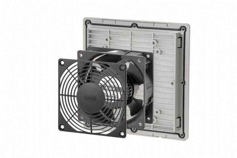 Scheda tecnica completa Gruppi di Ventilazione