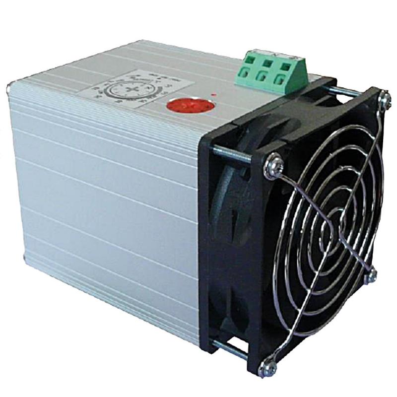Scheda tecnica riscaldatori ventilati