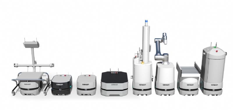 Omron LD Robot Mobile Interattivo