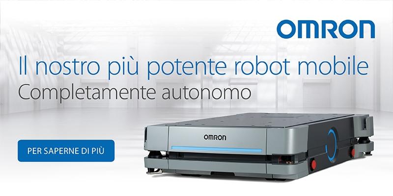 Omron robot mobile HD-1500