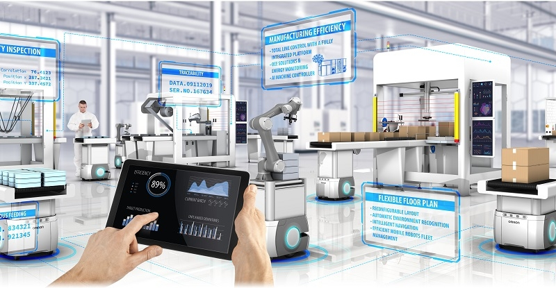 La Robotica Mobile nella Flexible Manufacturing