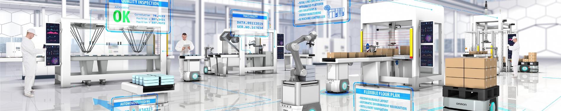 Machine tending e pallettizzazione: la rivoluzione collaborativa