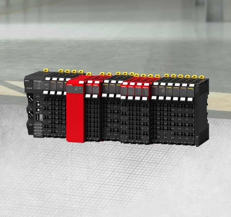 Controllore di sicurezza NX distribuito
