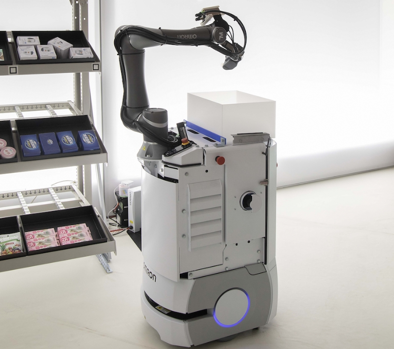 Robot Collaborativi TM Omron