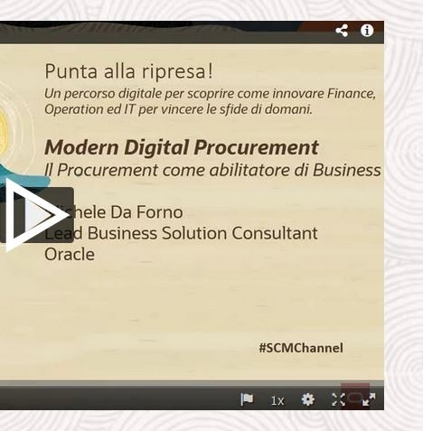 MODERN DIGITAL PROCUREMENT (Webinar On Demand)