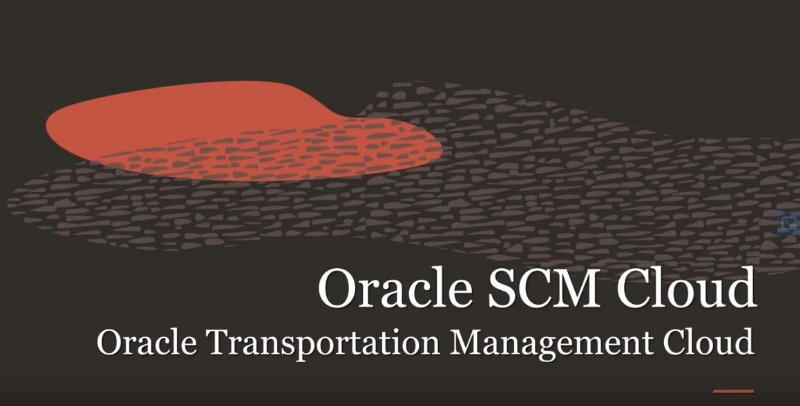 Oracle Transportation Management Cloud (OTM)