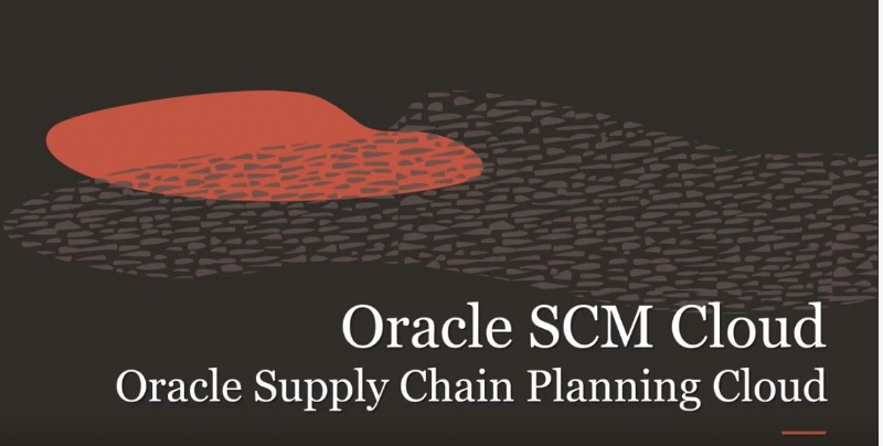Oracle Cloud Supply Chain Collaboration