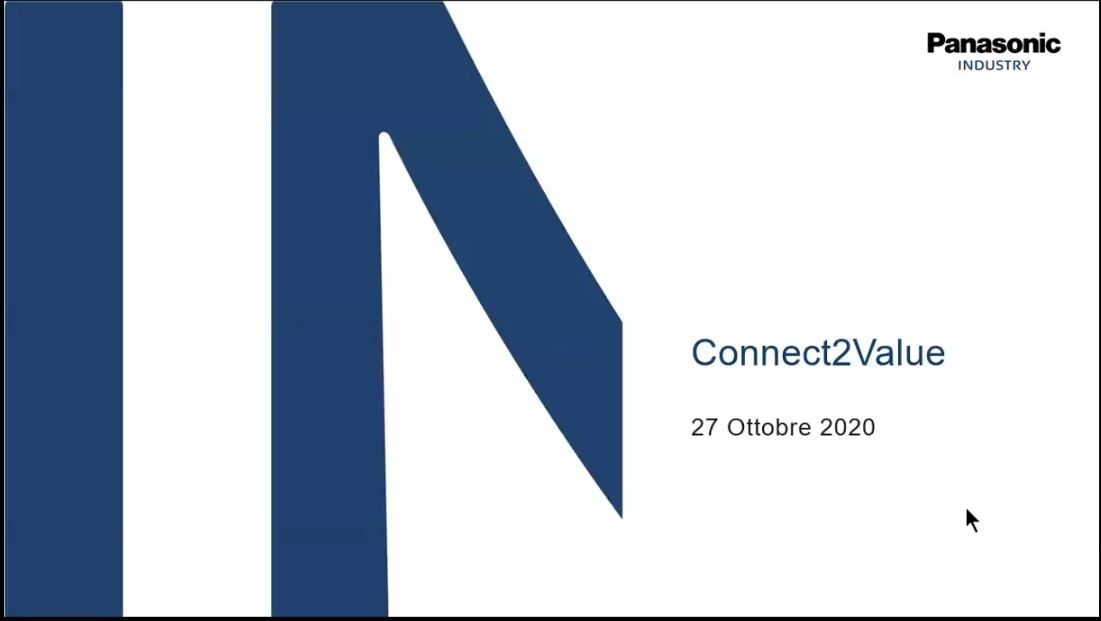 Workshop Connect2value (Connettività)