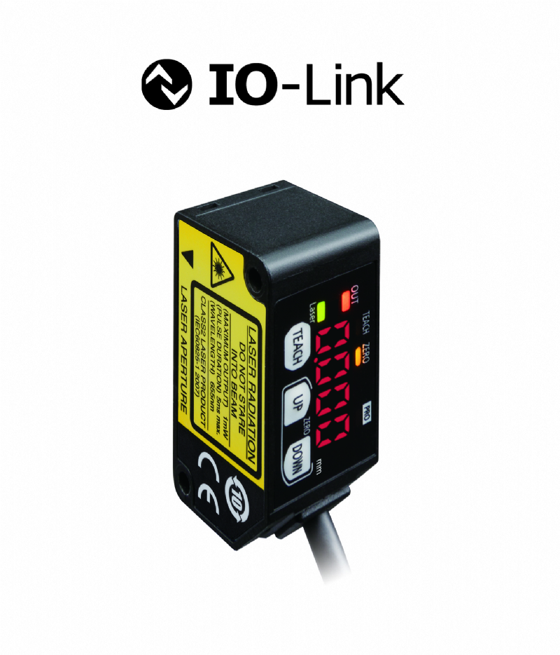 HGC – Laser di misura che consente controlli di produzione rapidi ed efficienti