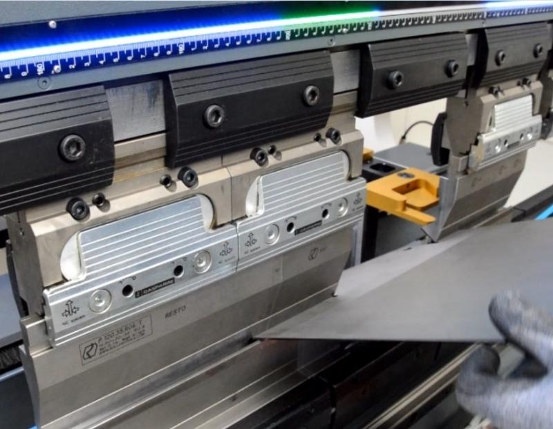 #COMPACT MOTION ADVANCED - Lavorazione Metallo - Pressa Piegatrice