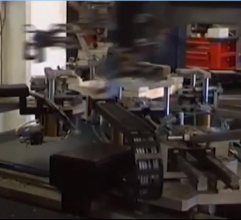 #COMPACT MOTION ADVANCED - Taglio e Assemblaggio automatico cornici