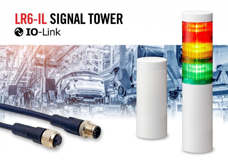 Torretta IO-Link LR6-IL