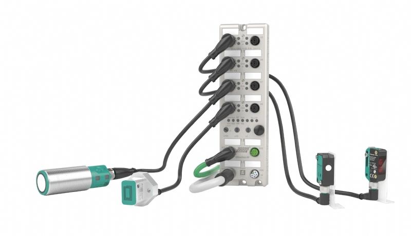 Moduli Ethernet IO con Master IO-Link