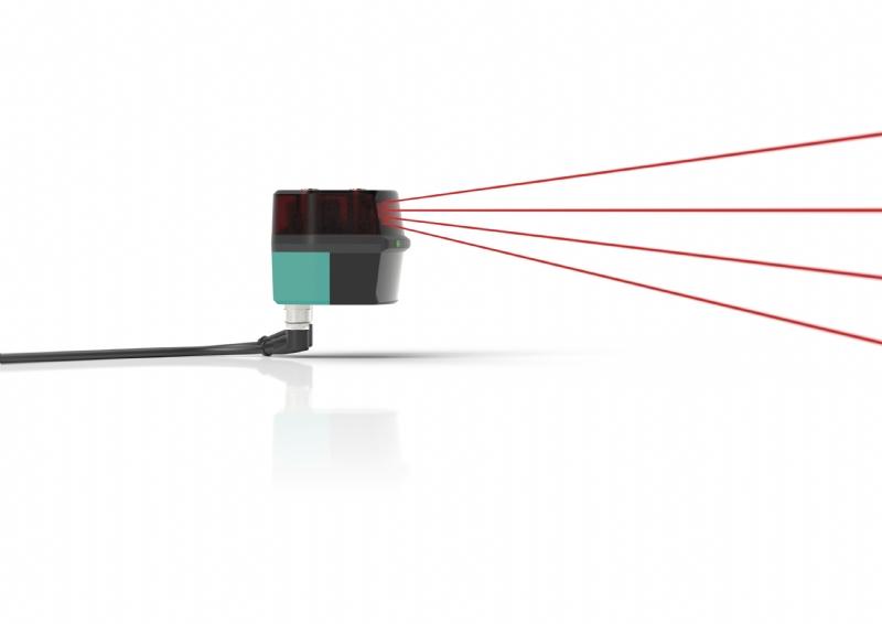 Sensore LiDAR 3D R2300