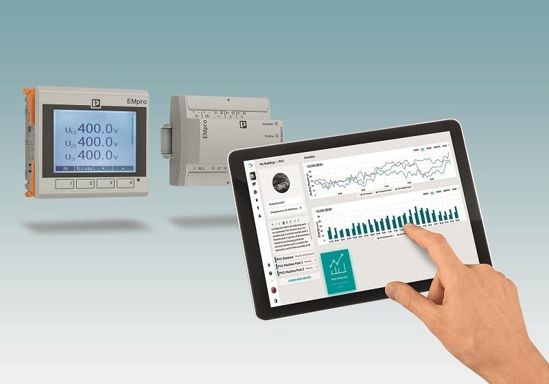 Dispositivi di misurazione dell'energia compatibili con IoT