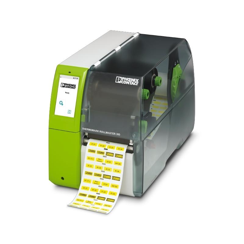 Stampante a trasferimento termico ROLLMASTER