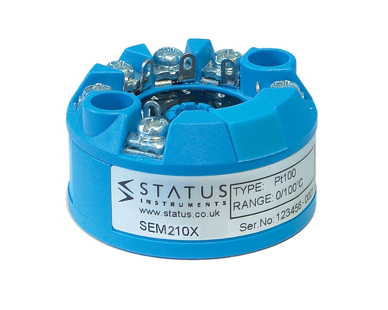 STATUS SEM210X MKII Data sheet