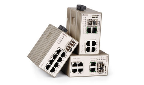 Anello Ethernet Layer 2 per acquisizione Modbus RTU