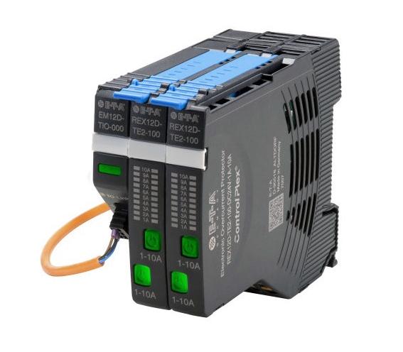 E-T-A REX12D-TE2-100-DC24V-1A/10A Datasheet