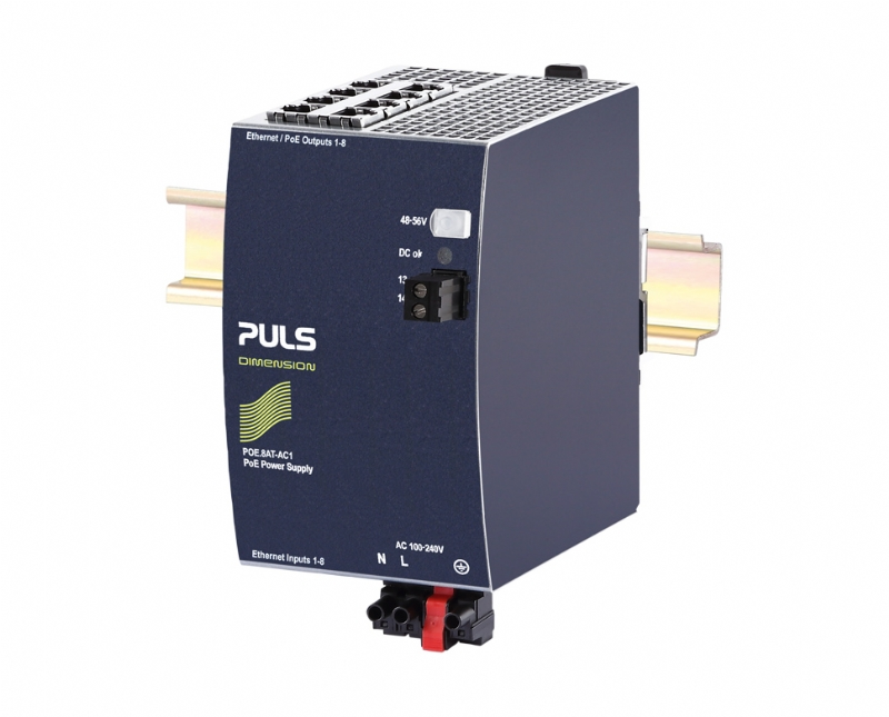 PULS POE.8AT-AC1 INJECTOR