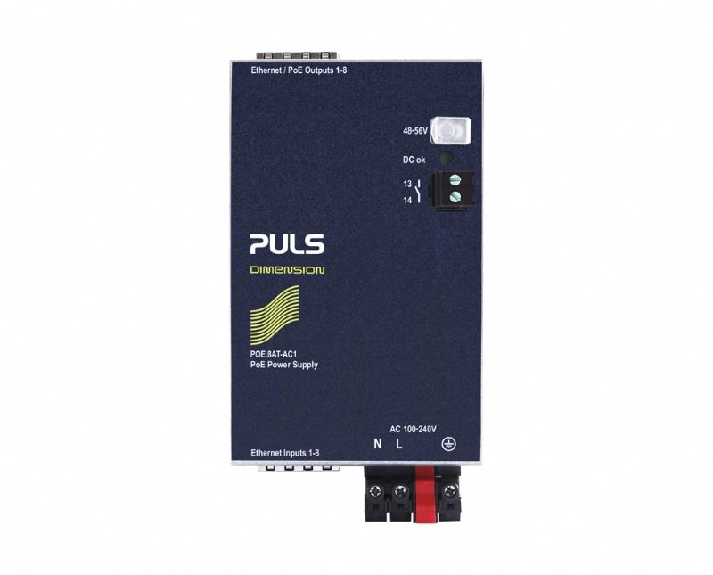 PULS POE.8AT-AC1 INJECTOR