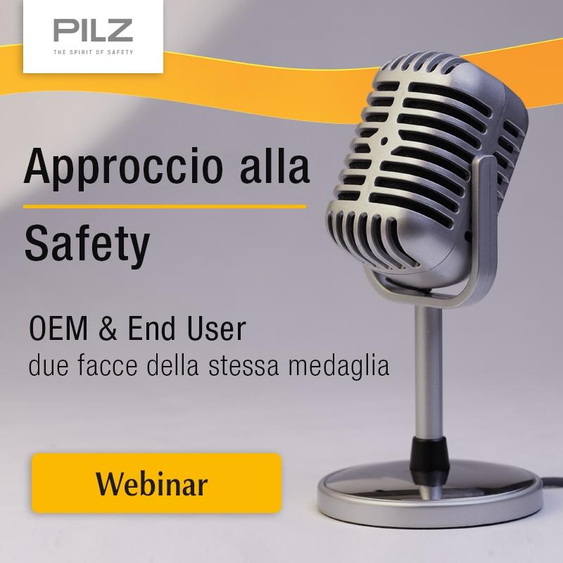 OEM & End User: approccio alla sicurezza