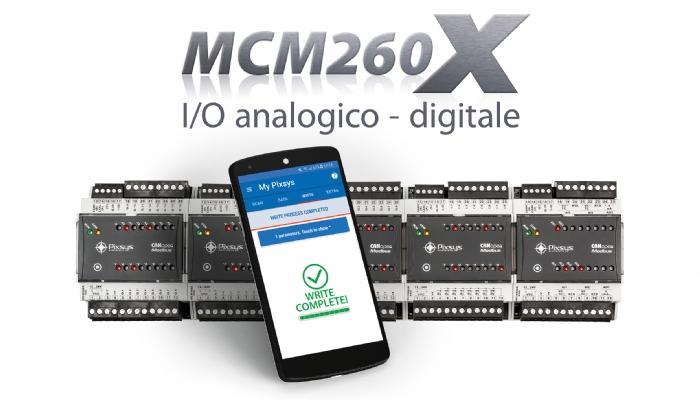 MCM260-X