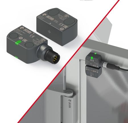 Sensori di sicurezza serie ST G: nuove versioni a temperatura estesa
