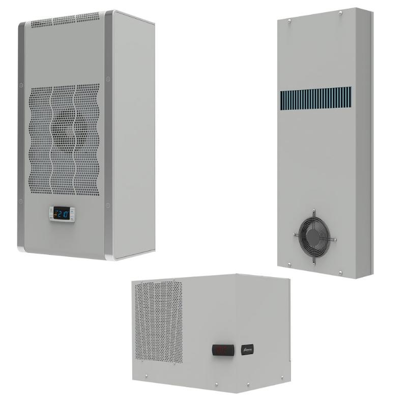 Ventilazione, climatizzazione e illuminazione
