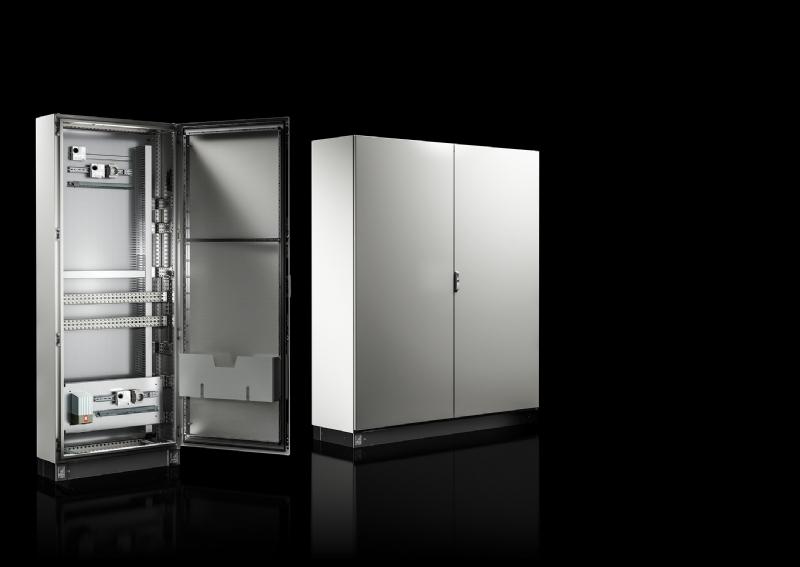 VX SE: il nuovo armadio monoblocco di Rittal