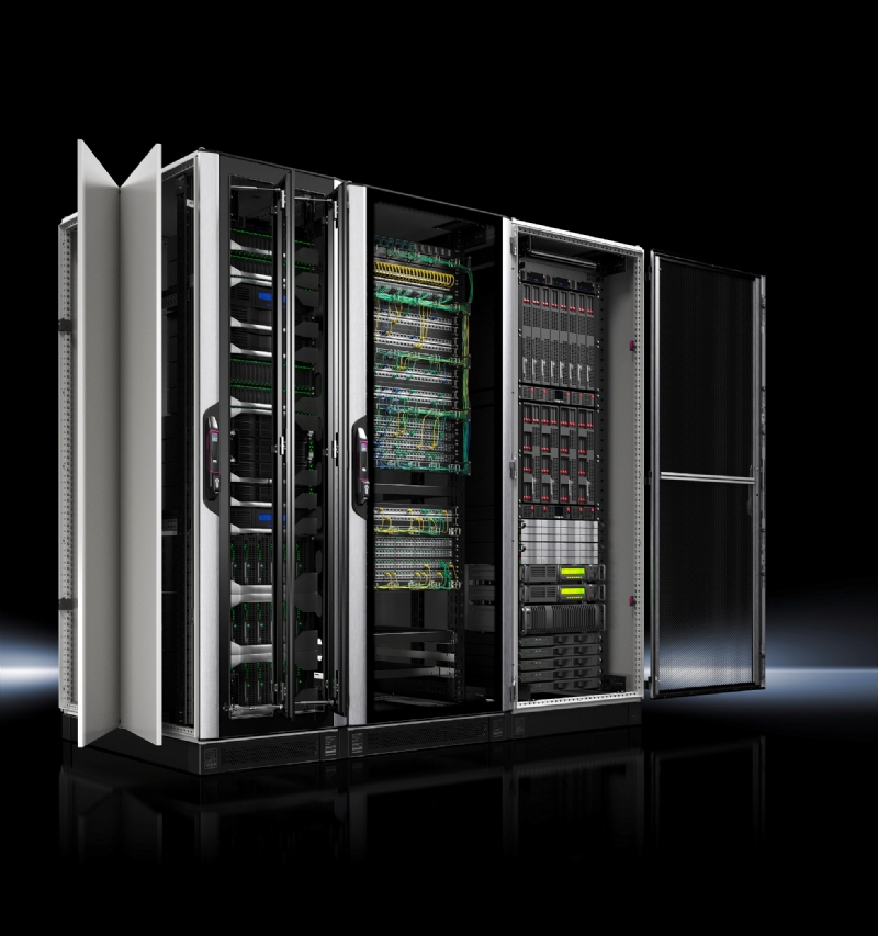 Whi Paper: VX IT – the smart IT rack for modular data centres