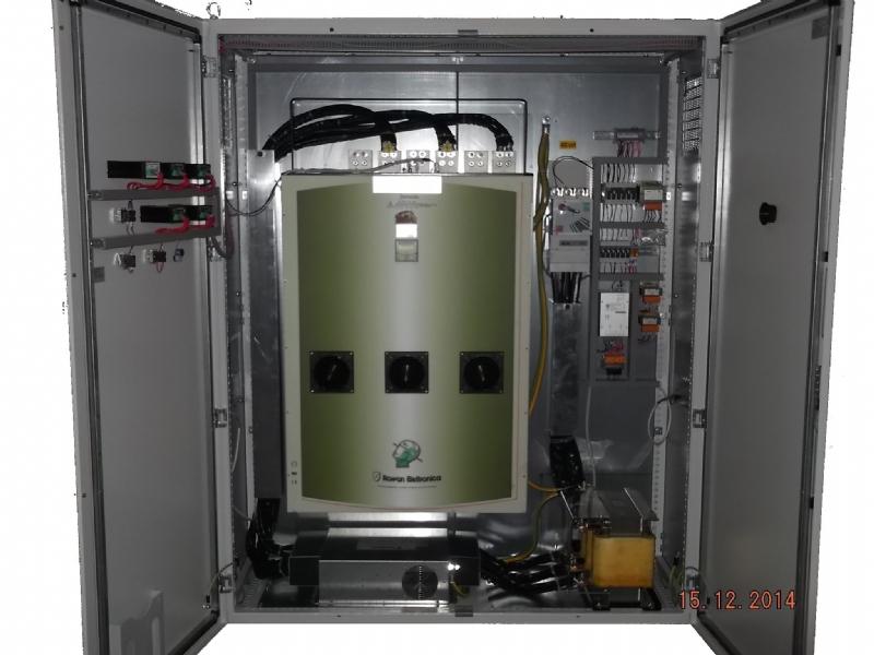 Alimentatori Frequenza Tensione Generatori e Rigenetatori AFE