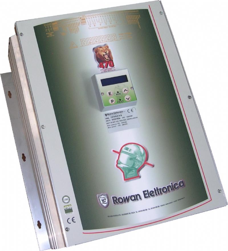 Manuale tecnico soft start C470