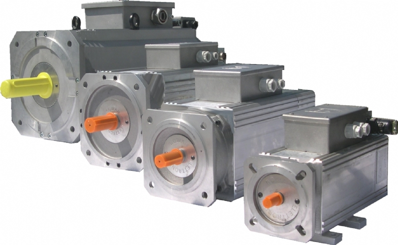 Vector Motors _ Liquid cooled motors _ High slip motors