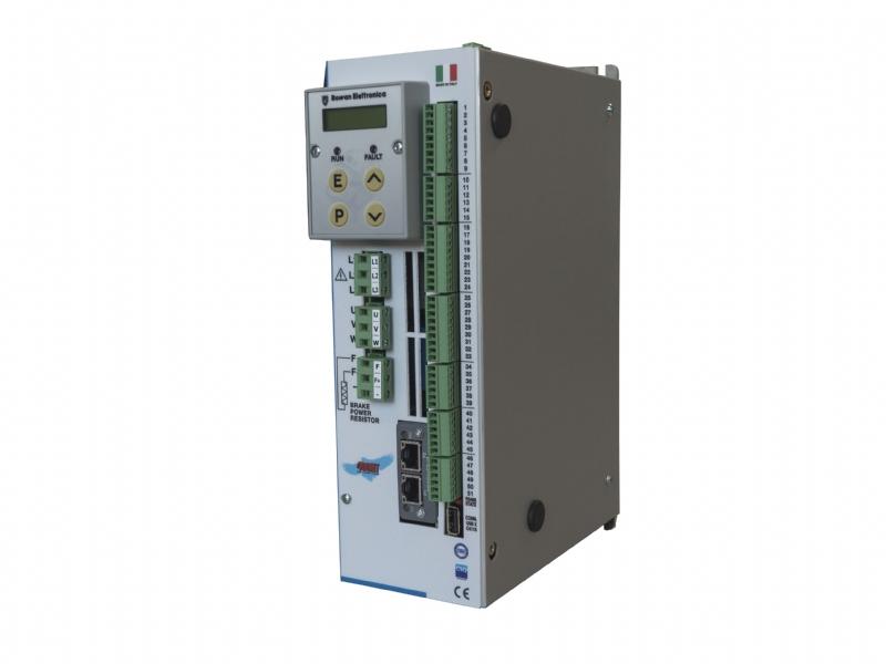 Inverters vettoriali serie C400 - Inverter V/f serie C350