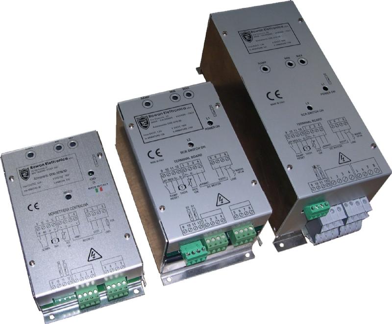 Manuale tecnico regolatore di tensione monofase C100