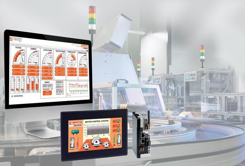 Monitoraggio energetico e protezione elettrica delle macchine nell'Industry 4.0