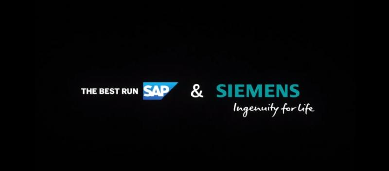 SAP e Siemens per la trasformazione industriale