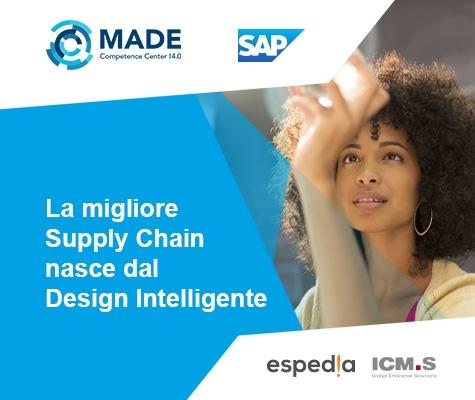 La migliore Supply Chain nasce dal Design Intelligente