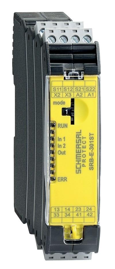 Moduli di sicurezza SRB-E - Panoramica dei dispositivi
