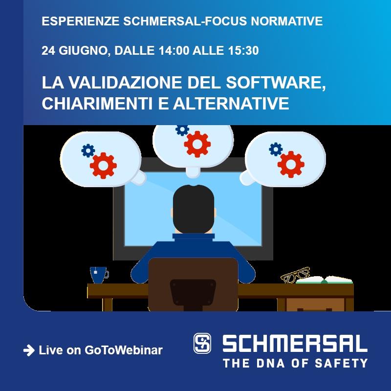 Lavalidazione del software, chiarimenti e alternative