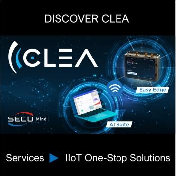Easy Edge - Clea,  AI su misura per i tuoi prodotti