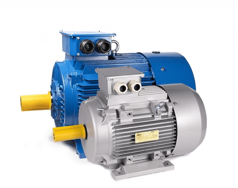 Motori Asincroni Trifase JM/GM